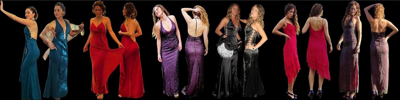 Arriendo vestidos de fiesta en san bernardo